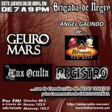 Brigada junto a Geuro Mars, Lux Oculta y Registro