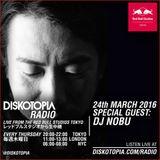 Diskotopia Radio 24th March 2016 w/ DJ Nobu