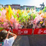 Partydul KissFM ed471 sambata - ON TOUR The Color Run Hero Tour Cluj-Napoca