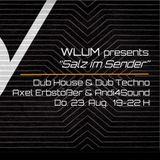 WLUM - 674FM - Axel Erbstößer Dub Techno - 2018-08