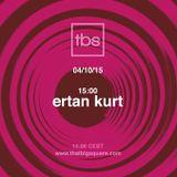 2015.10.04 TBS Radio Week XIII: Ertan Kurt