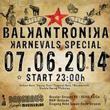 Marinelli @ Balkantronika, Badehaus Szimpla 07.06.2014