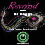 Rewind with DJ Boggs on IO Radio 080915