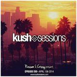 #030 KushSessions - J. Michael Kober Guestmix