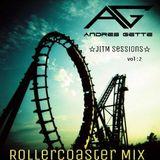 Andres Gette - JITM Session - 12 sept. (Roller Coaster Mix 2015) vol2
