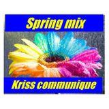 spring mix by kriss communique