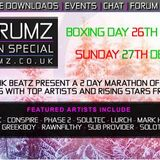 Different Drumz : Boxing Day 2015 marathon mix/Sub Provider