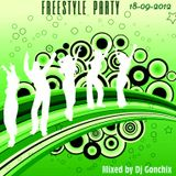 Freestyle Party 18-09-2012