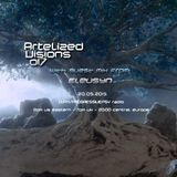 Artelized Visions 017 (May 2015) with guest Eleusyn on DI FM