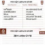 HRH Radio - The C60 Mixtape Show 28th August 2018