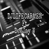 『DJLIFECARMEN Ft DeeJay W』【Perfect●然后呢●最笨的人是我●真的傻●多想爱你●虚拟】MANYA0 PRIVATE N0NST0P REMIX 2o19