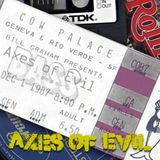 Axes of Evil - 80's Hair Band Mix