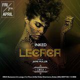 LEGAGA: INKED by Jaime Müller (Live Set @Dubai)