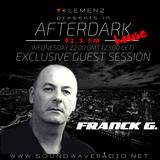 AfterDark House with kLEMENZ - guest Franck G (15-03-2017)