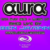 Saturday 18th May 2013 - Ben JamInn's Early Doors Warm Up at Liquid Basildon - Live recording