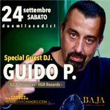 Guido P Live @ Baja - Melide (CH) 26-09-2016