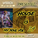 WOODEN HOUSE IS MY SOUL VOL.24 AUTUMN EDITION 2017 320 KBPS