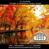 Cliffie Pure Progressive EP 38 Oct 2018