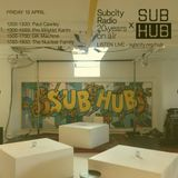 GK Machine @ Sub Hub Glasgow 10 April 2015