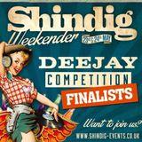Jason King - Shindig Weekender 2015 Mix