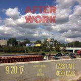 After Work 9/20/17, Reed Boskey & Meftah