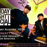Steve Martinez Live @ Friday Night Social 8-10-12