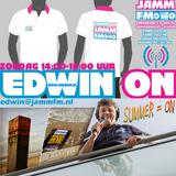 "11-8-2019 "" EDWIN ON "" The JAMM ON Summer Sunday met Edwin van Brakel op Jamm Fm"