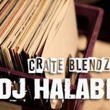 Crate Blendz - Dj Halabi
