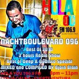 NACHTBOULEVARD 096 - Best Of 2013 - 3h Best of Deep & NuDisco Spezial - MIXED and COMPILED BY Bjørn