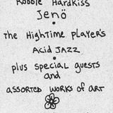 Robbie Hardkiss & Jeno - A party By The People in San Francisco on Wednesday December 21st 1994