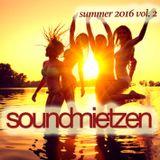 soundmietzen promo mix summer 2016 vol 2