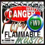 Non Stop Muzik - Dancehall Reggae Volume F (DJ Mix by Tabou TMF)