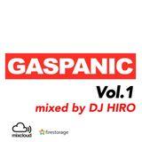 GASPANIC Mix Vol.1