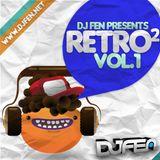 DJ FEN - Retro al cuadrado Vol.1