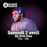 LIVE FROM THE DOOINIT FESTIVAL IN RENNES, FRANCE !!! (CLASSIC HIP HOP & BREAKS)