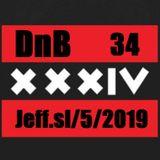 DnB XXXIV t.e.e. 5-2019