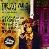 Ken & Baix x The Live Vault