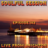 Soulful Session, Zero Radio 8.10.16 (Episode 142) LIVE From Brighton with DJ Chris Philps