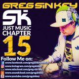 Greg Sin Key - Just Music Chapter 15