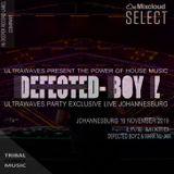 Ultrawaves Output Party 16 November 2019 live Defected Boy'z & Mark Nu-jam 18:PM