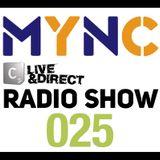 MYNC presents Cr2 Records Radio Show 025 [09/09/11]
