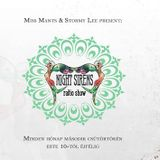 Night Sirens radio show VOL.I - Miss Mants (breaks) and Stormy Lee (dnb) mixes on RCKO-FM
