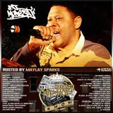 DJ MODESTY - THE REAL HIP HOP SHOW N°340 (Hosted by MAYLAY SPARKS)