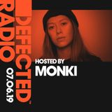 Defected Radio Show presented by Monki - 07.06.19