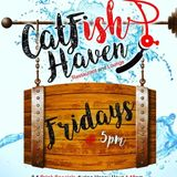 LIVE from the Catfish Haven 4-13-18
