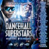 DJ FearLess - Vybz Kartel (Dancehall Superstars Mixtape Series)(Mix)(September, 2015)