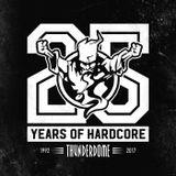 Promo '25 Years Of Hardcore' @Thunderdome 2017