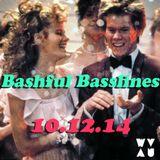 Bashful Basslines w/ Garrett Doyle // WVAU // 10.12.14