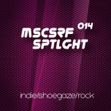 014 musicserf spotlight indie/shoegaze/rock