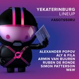 Alexander Popov - A State of Trance 650 (Yekaterinburg, Russia) - 01.02.2014